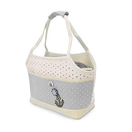 FZQ Haustier-Rucksack, atmungsaktive Falttier Rucksack, Aufbewahrungstasche und Venting Design, Canvas-Stoff, weich und komfortabel, schön und stilvoll