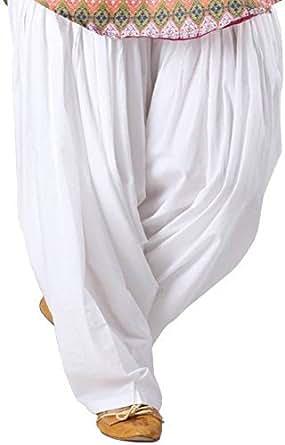 Monique Solid 100% Pure cotton Patiala salwar
