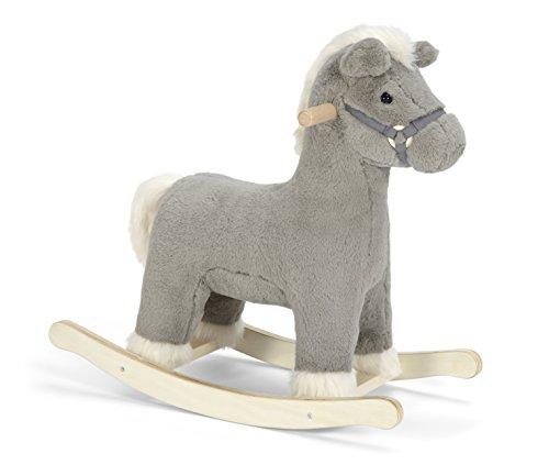 Mamas & Papas Rocking Horse, Pony Grey