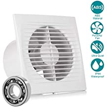 6 Ventilateurs Extracteurs HG POWER Ventilateur Dextraction Mural Ou Au Plafond Avec