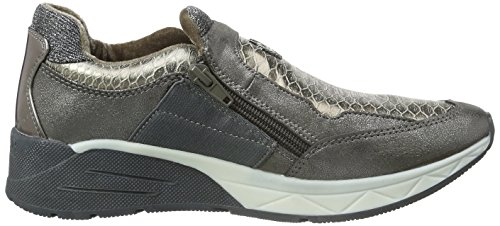 bugatti Damen J8363pr6n Sneakers Grau (taupe 182)