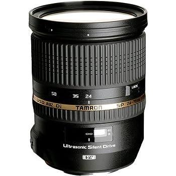 Tamron SP 24-70mm F/2.8 Di VC USD Lens for Canon DSLR Camera