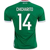 2016-17 Mexico Home Shirt (Chicharito