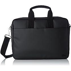 Lacoste Sac Homme Access Premium, Ordinateur, Noir (Black), 29x7.5x39 cm (W x H x L)