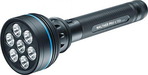 Walther Uni Leuchte PRO Stablampen XL7000r max 2200 Lumen, Mehrfarbig, One Size