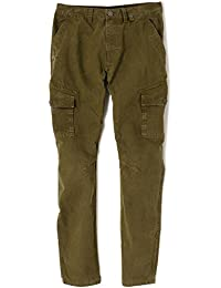 Pantalon BOUTRY - Kaki