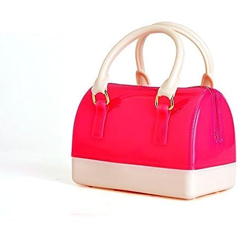 Jelly bag mini mosaico/ borsa da spiaggia estate