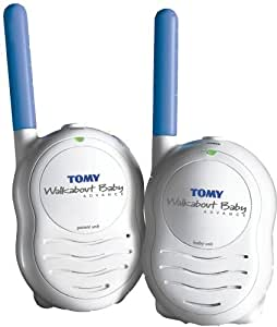 tomy walkabout baby advance monitor baby. Black Bedroom Furniture Sets. Home Design Ideas