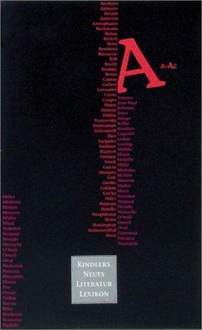 Kindlers Neues Literatur Lexikon, Band 1-21