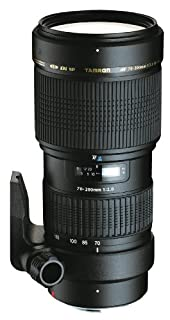 "Tamron AF 70-200mm 2,8 Di SP Macro digitales Objektiv (77 mm Filtergewinde) NEU mit ""Built-In Motor"" für Nikon (B0013DCX1C) 