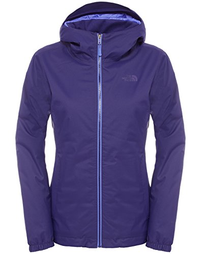 The North Face Veste Hardshell pour femme Quest Insulated garnet purple/violet