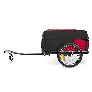 remolque para bicicletas con dos ruedas para cargar
