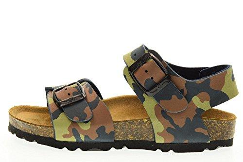 VALLEVERDE chaussures bébé sandales G51805T MIMETICO (28/34) Mimétique