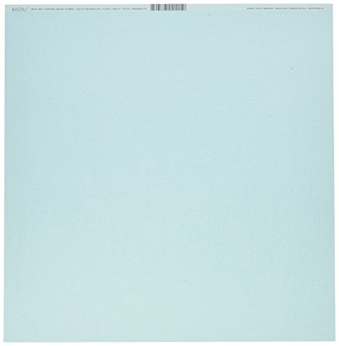 Bazzill Bling tonkartons 30,5x 30,5cm -sparkle 25pro Pack (Bling-papier Bazzill)