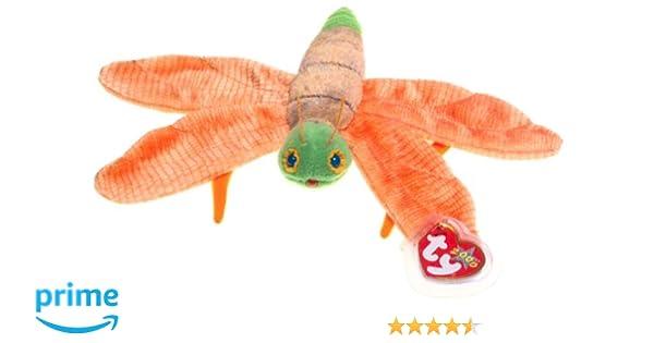 677e1dbb307 TY Beanie Baby - Glow the Glow-worm  Amazon.co.uk  Toys   Games