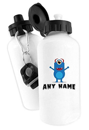 personalisierbar Scary Monsters Wasser Flasche 500ml 134