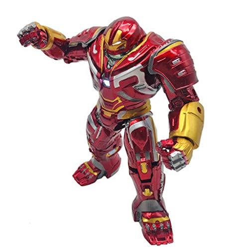 Marvel Avengers Alliance Anti-Hulk Maschine A Killsie Unbegrenzte Handschuh Linie Hand-Made Modell Spielzeug