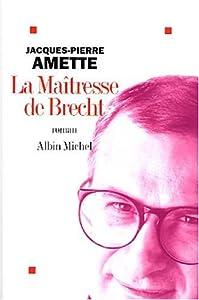 """Afficher """"La maîtresse de Brecht"""""""