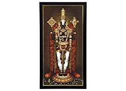 Nijapada Dharshanam Rose Garland Photo Frame