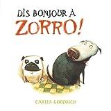 """Afficher """"Dis bonjour à Zorro !"""""""