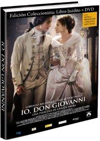 Io, Don Giovanni [DVD + Buch] [Spanien Import]