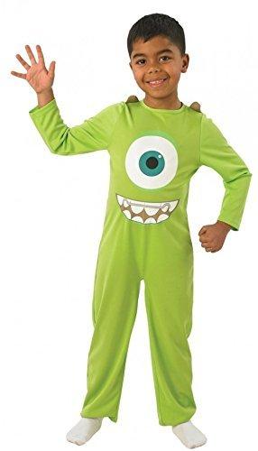 Kostüme Erwachsenen Monsters Inc (Bob Die Monster Uni-Kostüm für Kinder 98/104 (3-4)
