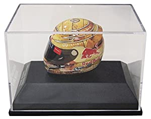 Minichamps - 381120101 - Listo Vehículo - Modelo para la escala - Arai Vettel - Austin 2012 - Escala 1/8
