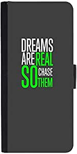 Snoogg Chase Them Designer Protective Phone Flip Case Cover For Lenovo Vibe S1