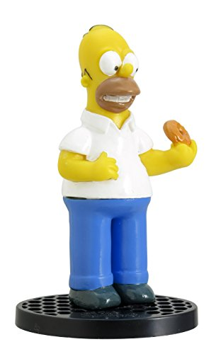 The Simpsons Homer with Donut Mini PVC Figura 1