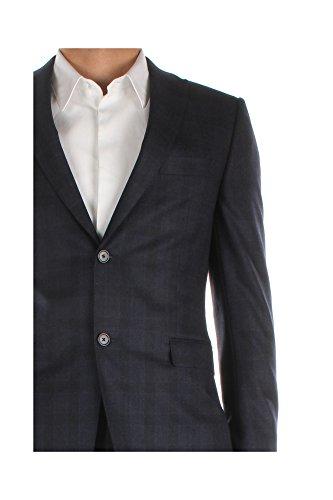 281VGN6307871 Zegna Costumes Homme Laine Bleu Bleu