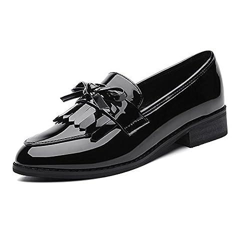 LAIKAJINDUN , Damen filigran , Schwarz - schwarz - Größe: 220 mm Damen