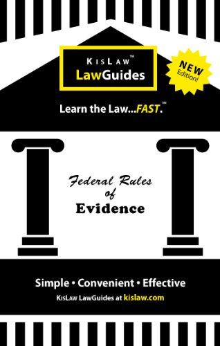 Evidence (Kislaw Law Guides) por Kislaw Publishing