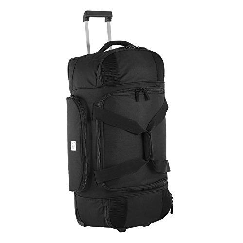 Rada RT/23 extra große Reisetasche mit Rollen und Trolleyfunktion, wasserabweisend und strapazierfähig, Jungen und Mädchen, perfekt für Urlaub, mit Rucksackfunktion Damen und Herren (85 Liter) XXL
