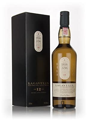 Lagavulin 12 Year Old 200th Anniversary Single Malt Whisky