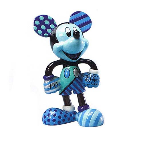 Disney By Britto - Mickey Mouse - Blue Period