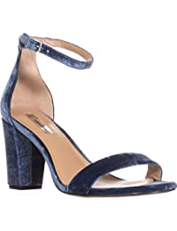 INC International Concepts Sandales pour Femme - Noir - Noir S8HEIg8iQ,
