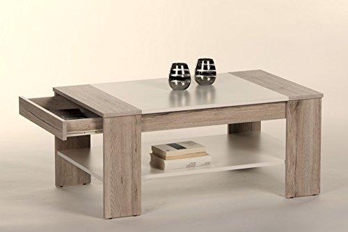 Couchtisch U0027Finley Plusu0027 Beistelltisch Wohnzimmertisch Tisch San Remo Weiss