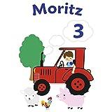 MissRompy Geburtstag Bügelbild Traktor (871) für dunkle und helle Stoffe Zahl groß Aufbügler Alter Bügelbilder Applikation Aufbügelbild