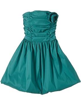 G.O.L. Mädchen Kleid Stretch-Ponge-Ballkleid