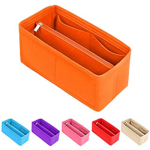 V Taschenorganizer Filz | 3mm Handtaschen Bag in Bag Organizer ()