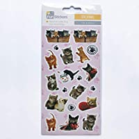 Fun Stickers Cats and Kittens