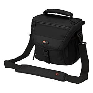 Lowepro Nova 170 AW Kameratasche (für SLR mit Objektiv) schwarz