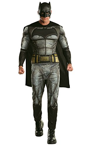 Imagen de batman v superman  dawn of justice, disfraz para adulto, talla unica rubie's spain 810841  alternativa