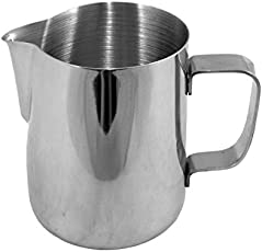Dynore Stainless Steel Jug, 600 ml, Silver