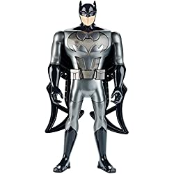 Mattel - Figura Batman Justice League con luces y sonidos