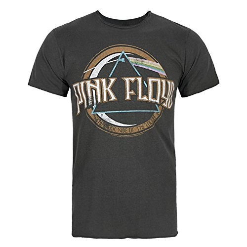Amplified Official Pink Floyd On The Run Mens T-Shirt