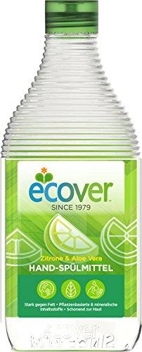Ecover Hand-Spülmittel Zitrone und Aloe Vera, 1 Stück -