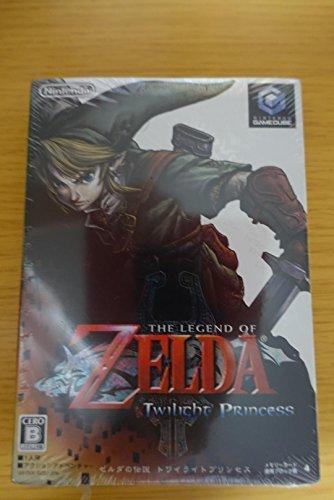 The Legend of Zelda: Twilight Princess [JP Import]