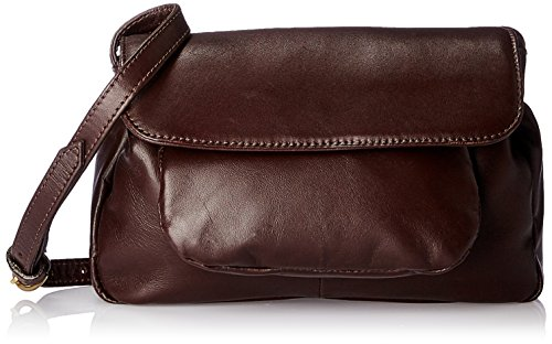 Hidesign Women's Sling Bag (Brown)  available at amazon for Rs.3995