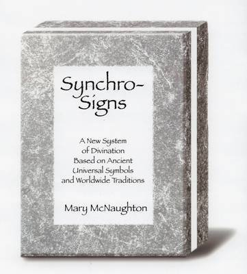 [(Synchro-Signs: A New System of Divination Based on Ancient Universal Symbols and Worldwide Traditions * *)] [Author: Mary McNaughton] published on (October, 2003) Hampton Symbol